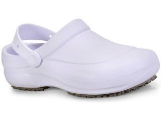 Babuche Feminino Soft Mania Bb60 Branco - Tamanho Médio