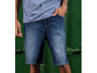 Bermuda Masculina Coca-cola Clothing 33201530 600 Jeans - Tamanho Médio