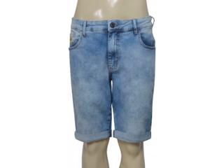 Bermuda Masculina Coca-cola Clothing 33201163 600 Jeans - Tamanho Médio