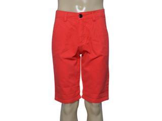 Bermuda Masculina Coca-cola Clothing 33200691 Vermelho - Tamanho Médio