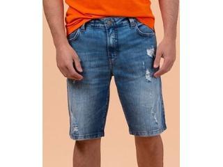 Bermuda Masculina Colcci 30102405 600 Jeans - Tamanho Médio