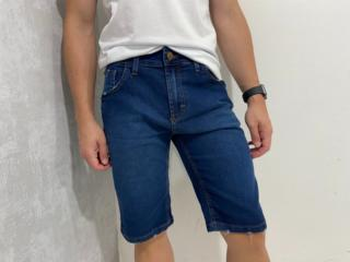 Bermuda Masculina Index 02.01.1000747 Jeans - Tamanho Médio