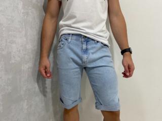Bermuda Masculina Index 02.01.1000752 Jeans - Tamanho Médio