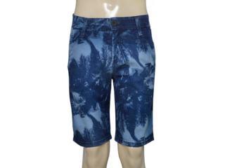 Bermuda Masculina Index 02.01.000327 Jeans - Tamanho Médio