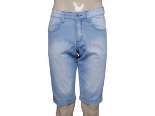 Bermuda Masculina Kacolako 11862 Jeans - Tamanho Médio