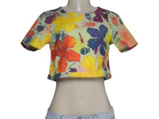 Blusa Feminina Cavalera Clothing 09.03.2192 Verde Cidra - Tamanho Médio