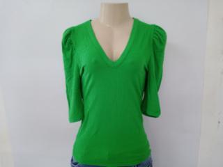 Blusa Feminina Colcci 360115223 53657 Verde - Tamanho Médio