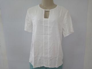 Blusa Feminina Colcci 360115304 58529 Off White - Tamanho Médio
