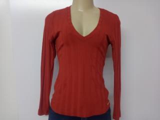Blusa Feminina Colcci 360115373 48344 Vermelho - Tamanho Médio