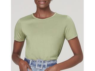 Blusa Feminina Dzarm 6r8d Wg6en Verde - Tamanho Médio
