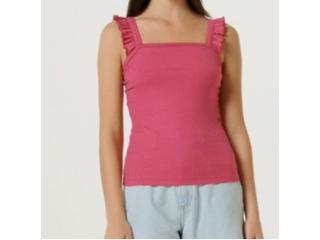 Blusa Feminina Hering 4ae7 Kquen Pink - Tamanho Médio