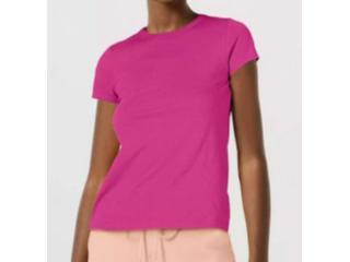 Blusa Feminina Hering 4f5u Kquen Pink - Tamanho Médio