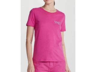 Blusa Feminina Hering 4fp7 K37en Pink - Tamanho Médio