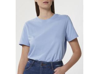 Blusa Feminina Hering 201f Az8en Azul Claro - Tamanho Médio