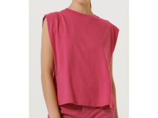 Blusa Feminina Hering 4ae1 Kquen Pink - Tamanho Médio