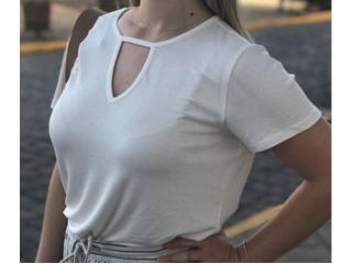 Blusa Feminina Lado Avesso 112425 Off White - Tamanho Médio