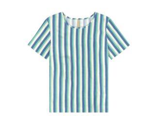 Blusa Feminina Lunender 46517 Azul - Tamanho Médio