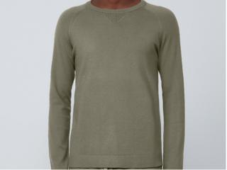 Blusão Masculino Dzarm Zn33 Eacsi Verde Militar - Tamanho Médio