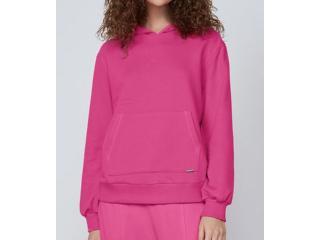 Blusão Feminino Dzarm 6lfr Kr2en Pink - Tamanho Médio
