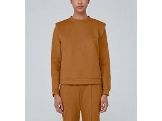 Blusão Feminino Dzarm 6lfw Yufen Camel - Tamanho Médio