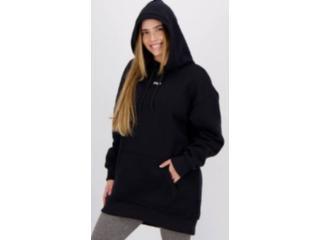 Blusão Feminino Fila F12l523010.160 Max Soft Preto - Tamanho Médio