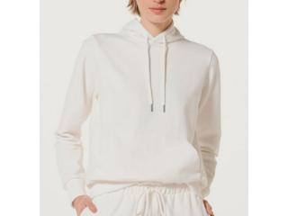 Blusão Feminino Hering 060n Nmcen Branco - Tamanho Médio