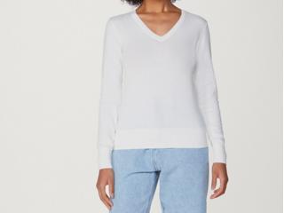 Blusão Feminino Hering K0wh 1asi Branco - Tamanho Médio