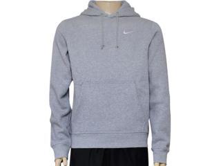 Blusão Masculino Nike 611457-063 Club Hoody-swoosh Mescla - Tamanho Médio