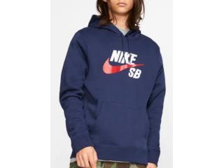 Blusão Masculino Nike Aj9733-410 sb Icon Marinho - Tamanho Médio