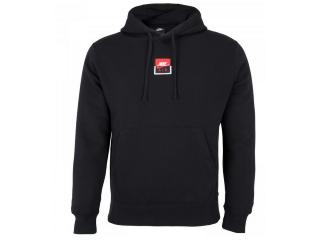 Blusão Masculino Nike Ct7172-010 Nsw po Hoodie Air Ssnl Preto - Tamanho Médio