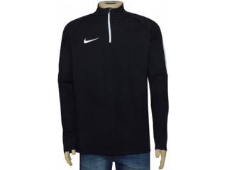 Blusão Masculino Nike 839344-010 Football Drill Preto - Tamanho Médio