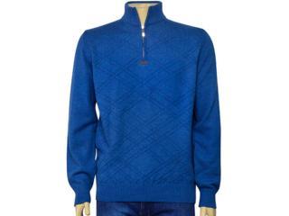 Blusão Masculino Zanatta  5637 Azul - Tamanho Médio