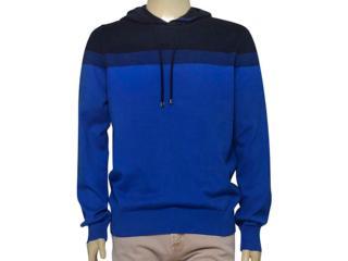 Blusão Masculino Zanatta 5543 Marinho/azul - Tamanho Médio
