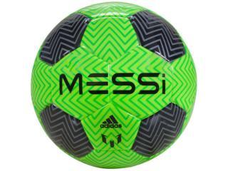 Bola Masculina Adidas Cw4175 Messi Q3m Verde/preto - Tamanho Médio