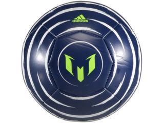 Bola Unisex Adidas Fl7026 Messi Clb Marinho/branco - Tamanho Médio