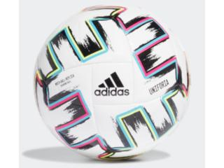 Bola Unisex Adidas Fh7349 Treino Salão Euro20 Branco/color - Tamanho Médio