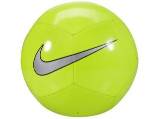 Bola Masculina Nike Sc3101-702 Pitch Training Limão/preto - Tamanho Médio