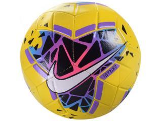 Bola Unisex Nike Sc3639-710 nk Strk Amarelo Color - Tamanho Médio