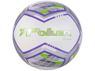 Bola Masculina Poker 05779 Thermocontrol Mirage  Prata/roxo/verde - Tamanho Médio