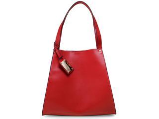 Bolsa Feminina Dumond 483939 Vermelho - Tamanho Médio