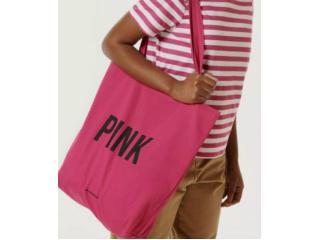 Bolsa Feminina Hering Kfg7 Kquen  Pink - Tamanho Médio