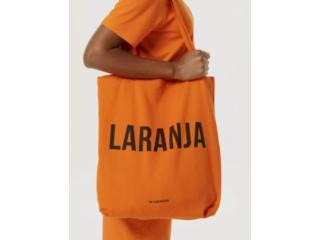Bolsa Feminina Hering Kfg7 Ldken  Laranja - Tamanho Médio