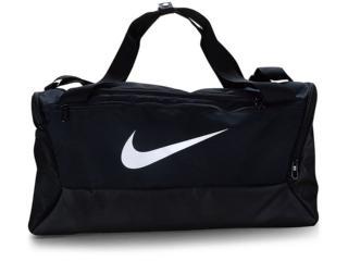 Bolsa Unisex Nike Ba5957-010  Brsla Duff Preto/branco - Tamanho Médio