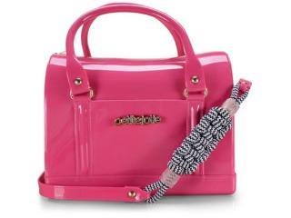 Bolsa Feminina Petite Jolie Pj4408 Pink - Tamanho Médio