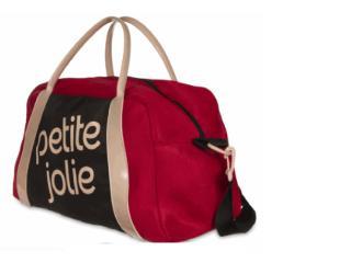 Bolsa Feminina Petite Jolie Pj4684 Clover/preto - Tamanho Médio