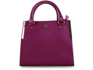 Bolsa Feminina Rafitthy 28.92174a Pink - Tamanho Médio