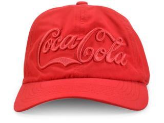 Boné Masculino Coca-cola Shoes 27743 Vermelho - Tamanho Médio