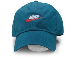Boné Unisex Nike 913011-381 Sportwear H86 Verde - Tamanho Médio