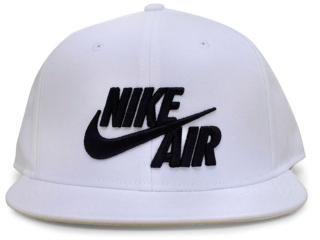 Boné Masculino Nike 805063-100 Air True Branco - Tamanho Médio