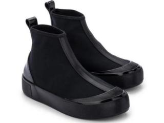 Bota Feminina Melissa 33326 50481 Joy Boot Preto - Tamanho Médio
